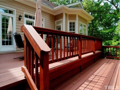 1108 Wagon Ridge Deck