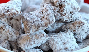 Reindeer Poop or Muddy Buddies